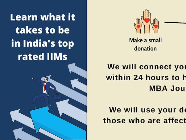 IIM Calcutta Students CoVID Relief Fundraiser #consultingforacause