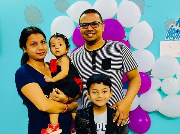 Help for Ashwin's Family