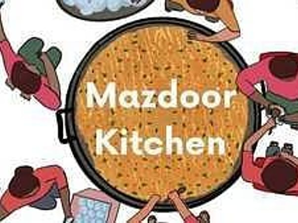 Mazdoor Kitchen Wants To Raise Funds