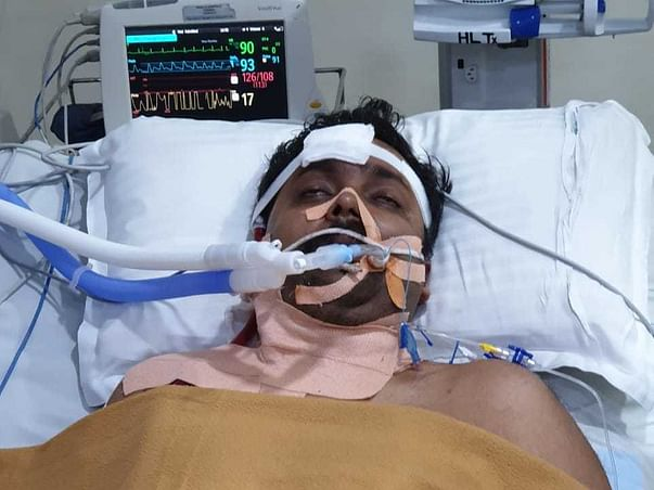 Help My Brother Eklabya Kumar Raise Funds To Fight Lung Infection