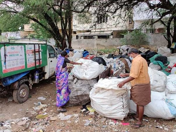 Support Indian Waste Collector Families during Covid