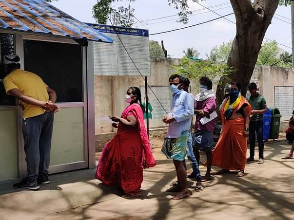 Help Covid-patients with Oxygen/medical supplies in rural Pavagada[KA]