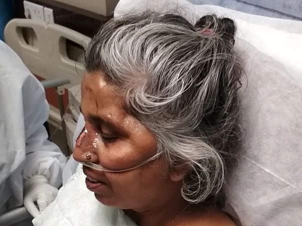 Support Gayatri Devi Recover From Covid-19