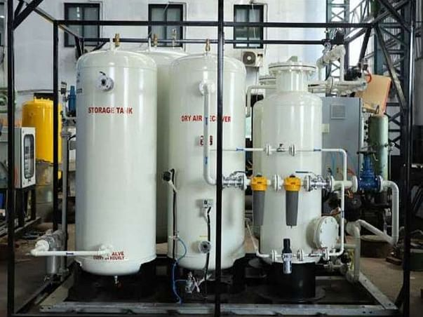 Support George To Supply Oxygen Generation Plant