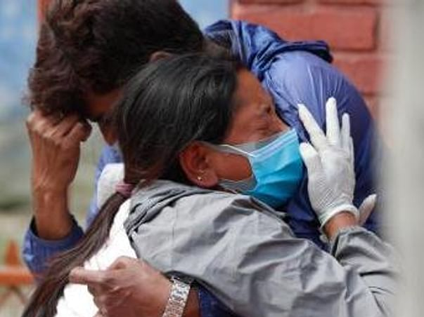 Help Nepal during COVID crises Family
