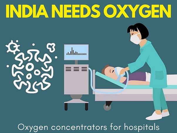 Donate Oxygen, Save Lives