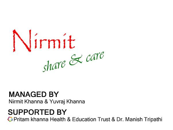 Nirmit - share & care....