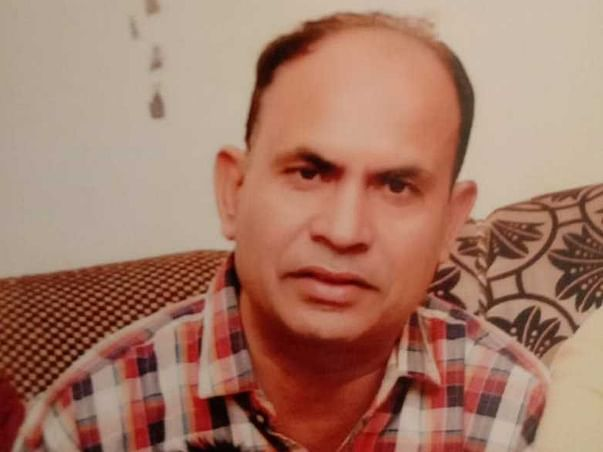 Support Ram Kirpal's Fight Against Covid