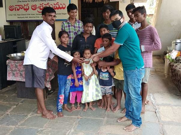 Support Sevak Foundation to Procure Oxygen Concentrators, Food To Poor