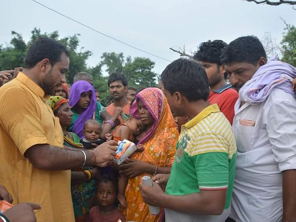 HELP TO GIVE MEDICINE & DRY Rations For POOR &Needy People IN PANDEMIC