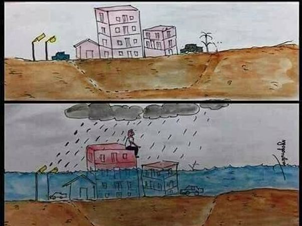 Help to Prevent Mother Nature from Non-recoverable Damage