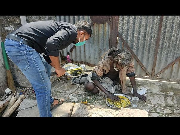 Help us feed the people of Bihar