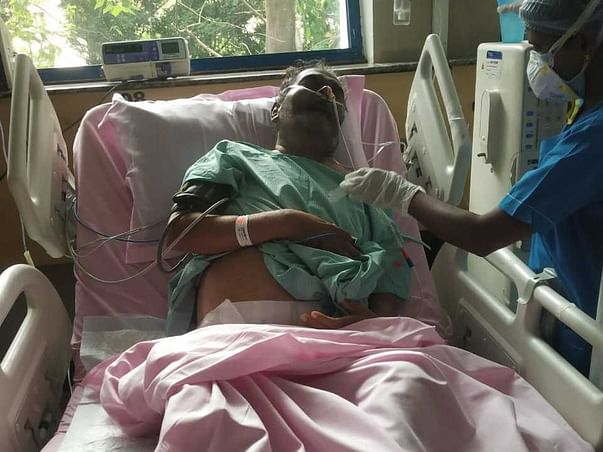 Support Raja Ram Kamble Recover From Kidney Infection & Heart Attack