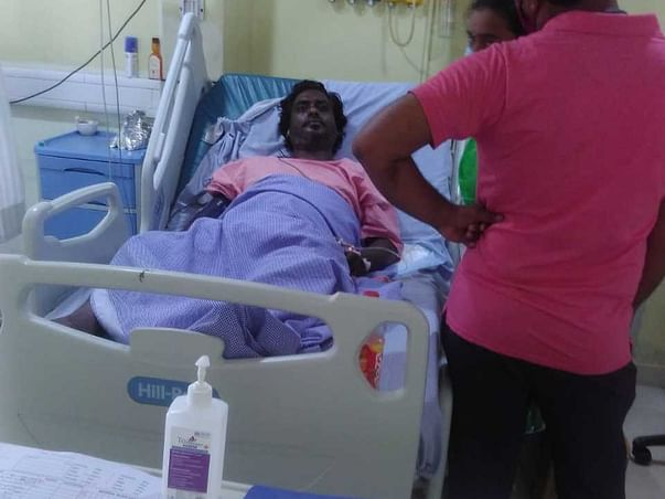 Support Husband Nayagam Vijay Kumar Recover From Brain Stroke