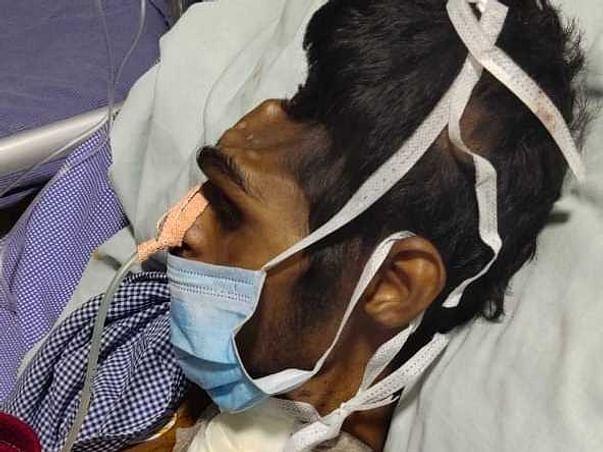 Help My Brother Undergo Brain Surgery.