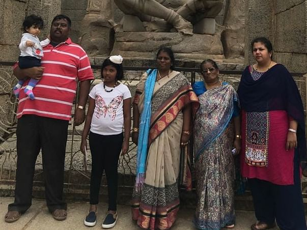 Extend Support For Sujeeth Samrat's Family