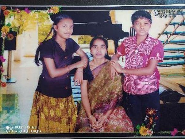 Help Nagamani children's education