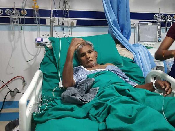 Help Sivaiah Cellulitis Gangrene and Kidney Problem