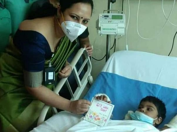 3-Years-Old Athvik Needs Your Help Fight Leukaemia Blood Cancer