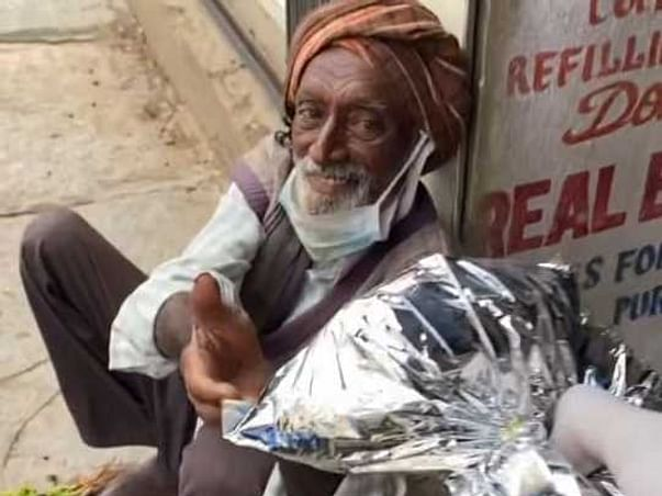 Feed The Poor by Project Seva - Mayank Agarwal Memorial Fund