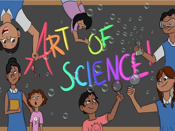 Spreading The Joy Of Science
