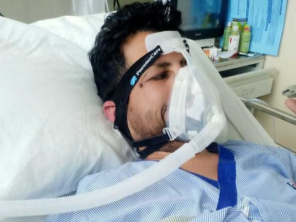 Support Harish Recover From Covid-19