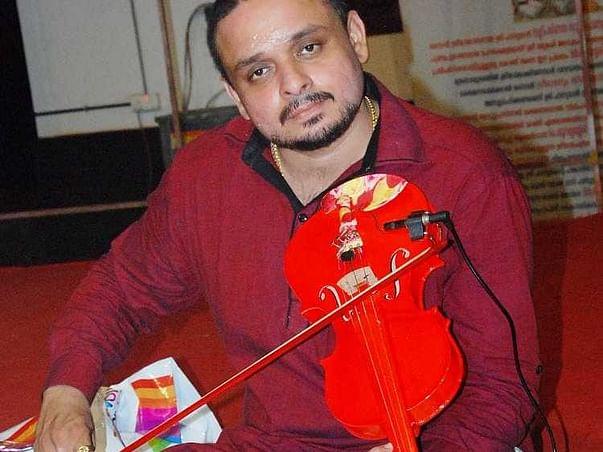 Help Harikumar Sustain as a Violinist