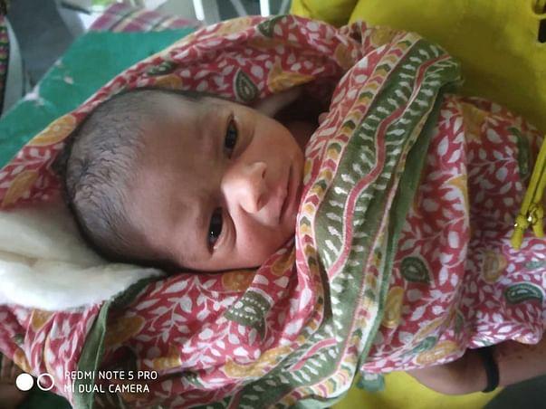 Please Save Baby Of Kanchana Behera
