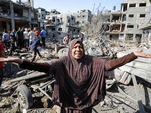 Palstine Gaza needs help