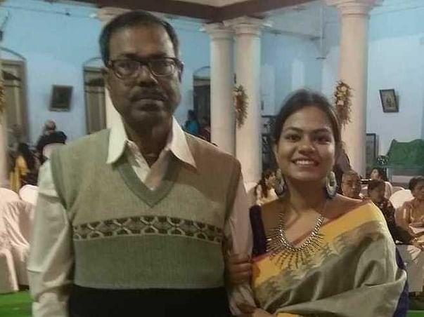 Help Sankita To Save Her Father's Life