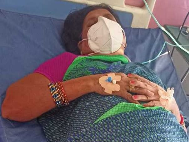 Support Laxmi To Recover From Covid 19