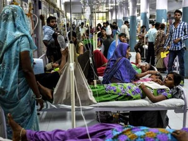 MISSION HELP COVID-19 PATIENTS OF INDIA!