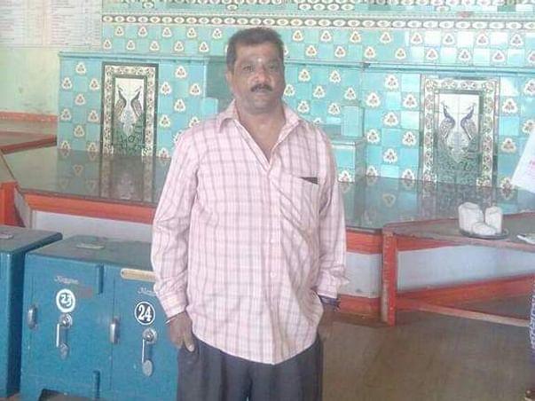 48 Years Old Lokesh Needs Your Help Fight Brain Stoke