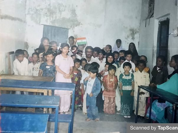 Help My School/social Service Center