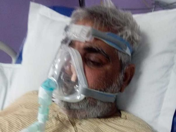 Help My Father Fight CoVID-19 Acute Viral Pneumonitis