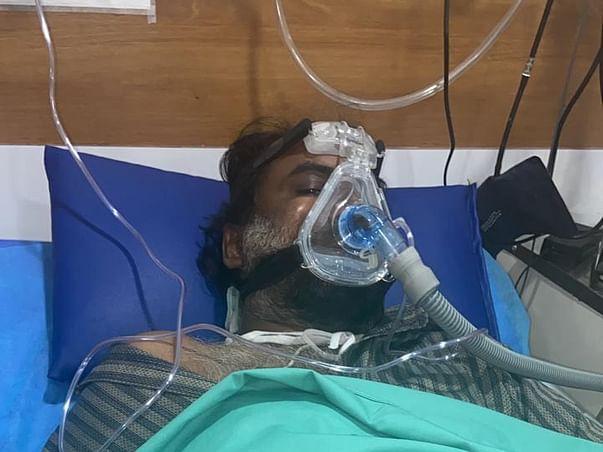 Please Help & Support Srinivas Vuppala & Family (Covid)