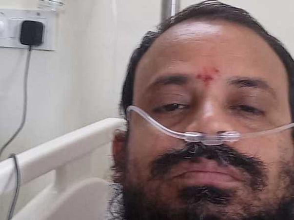Help Venu Gopal Recover From Covid 19
