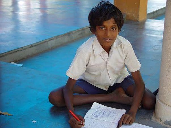 Help Ravi for higher Education