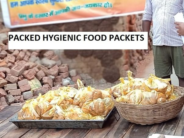 Help poor and jobless Migrants in rural Bihar for food and Hygiene