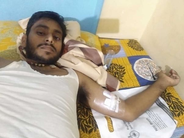 Help My Friend Ved Prakash to Recover from Chronic Myeloid Leukemia