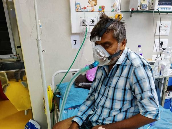 Please Help My Father Mr. Vijay Fight Covid-19