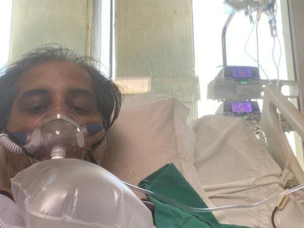 Help Kapil, my husband fight Covid 19 Pneumonia With Type 1 Respiratory Failure