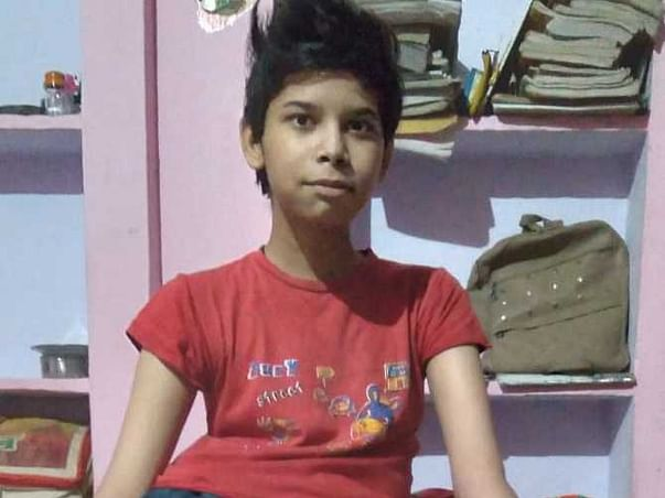 Support My Son Mohit Yaduvanshi Recover From Paralysis