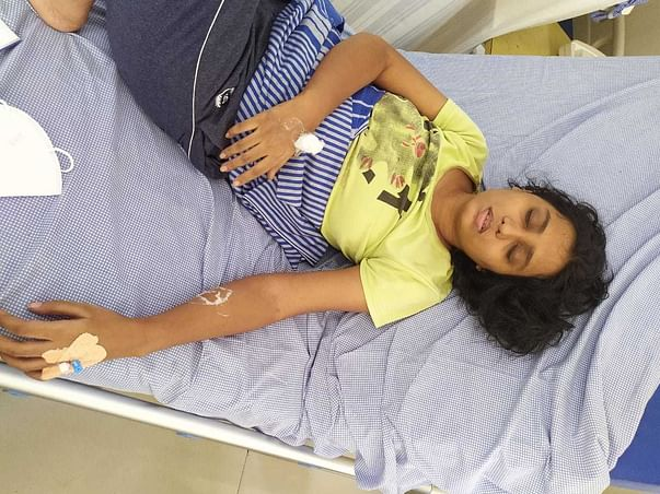 Please help Swathi to fight with Brain Aneurysm