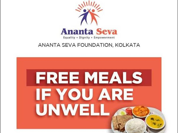 Free Meals For Covid Affected families in Kolkata