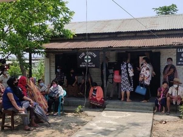 HELP NAGALAND BREATHE - COVID-19 Relief Support