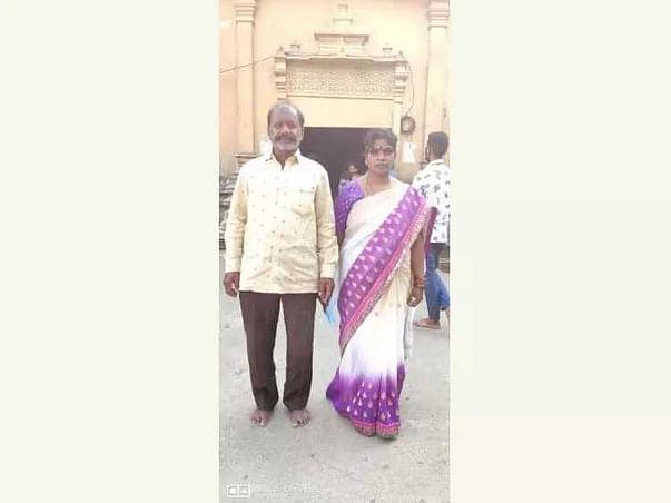 52 yrs Vijaya Laxmi and 56 yrs Laxmi Narayana needs ur hlp fight COVID