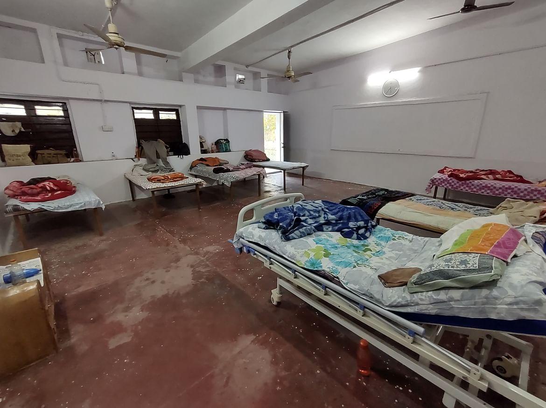 Room for elderly people