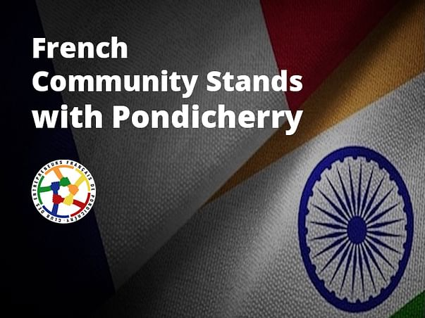 French Community Stands With Pondicherry
