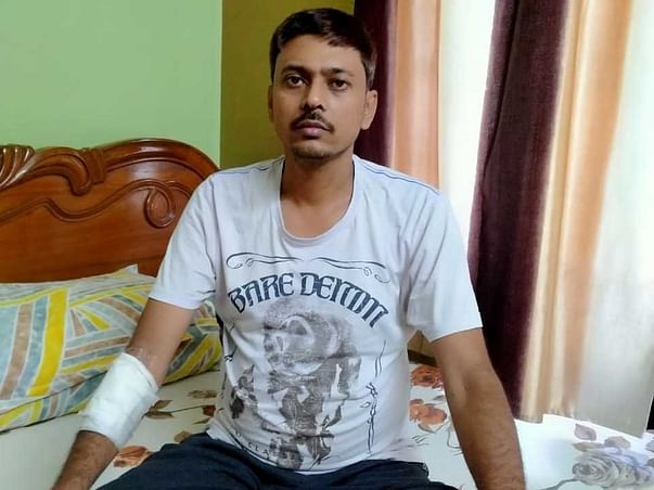 Support Subrata Dey Recover From Stomach Cancer